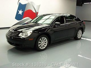 2010 Chrysler Sebring Ltd Htd Alloy Wheels 52k Texas Direct Auto photo