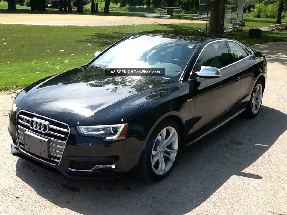 2013 Audi S5 Base Coupe 2 - Door 3.  0l S5 photo