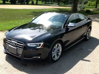 2013 Audi S5 Base Coupe 2 - Door 3.  0l photo