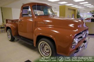 1955 Ford F - 100 Pickup Base 3.  9l - photo