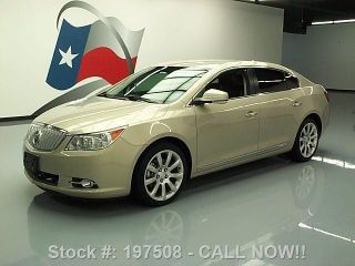 2010 Buick Lacrosse Cxs Climate Seats 45k Texas Direct Auto photo
