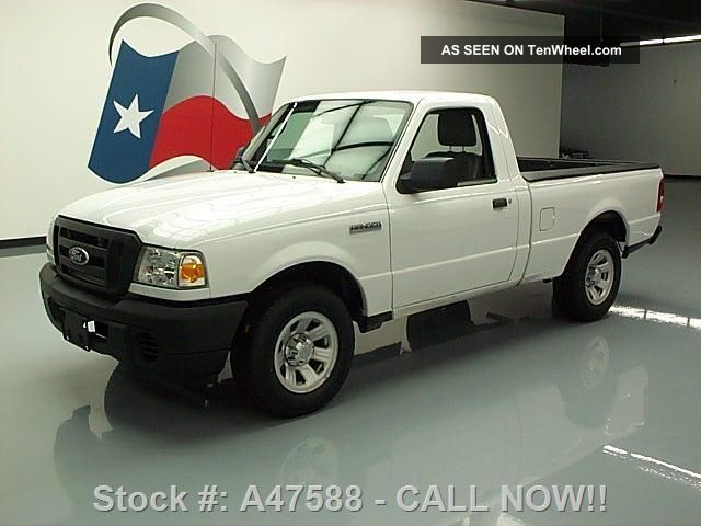 2011 Ford Ranger Regular Cab Automatic Bedliner 71k Mi Texas Direct Auto Ranger photo