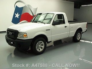 2011 Ford Ranger Regular Cab Automatic Bedliner 71k Mi Texas Direct Auto photo