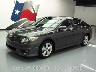 2011 Toyota Camry Se Auto Ground Effects 33k Mi Texas Direct Auto photo