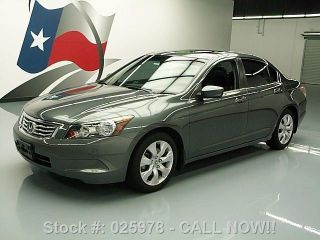 2010 Honda Accord Ex - L Sedan Htd 72k Mi Texas Direct Auto photo