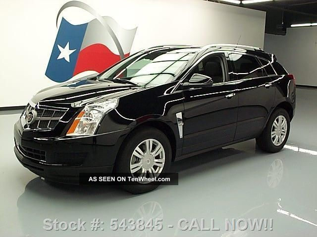 2011 Cadillac Srx Lux Pano Htd Seats 20k Mi Texas Direct Auto SRX photo