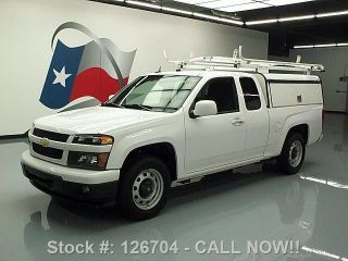 2012 Chevy Colorado Ext Cab Utility Shell Automatic 68k Texas Direct Auto photo