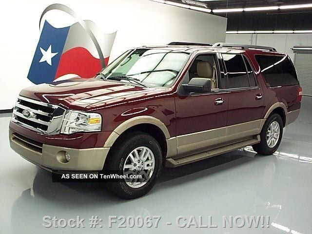 2013 Ford Expedition El 8 - Pass 38k Mi Texas Direct Auto Expedition photo
