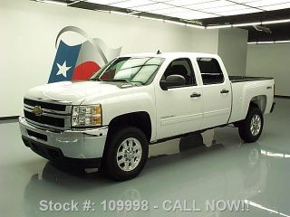 2013 Chevy Silverado 2500 Lt Crew 4x4 Diesel 6 - Pass 18k Texas Direct Auto photo