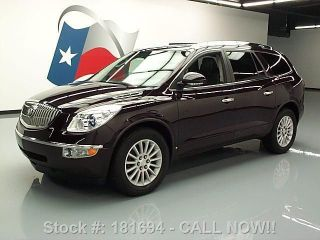 2009 Buick Enclave Cxl Awd Vent Seats 48k Texas Direct Auto photo