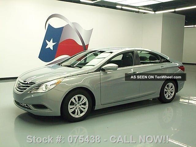 2011 Hyundai Sonata Gls Automatic Cruie Control,  72k Mi Texas Direct Auto Sonata photo