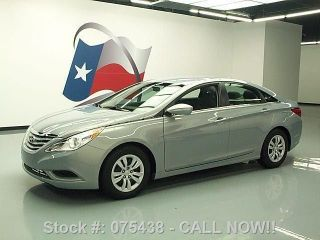 2011 Hyundai Sonata Gls Automatic Cruie Control,  72k Mi Texas Direct Auto photo