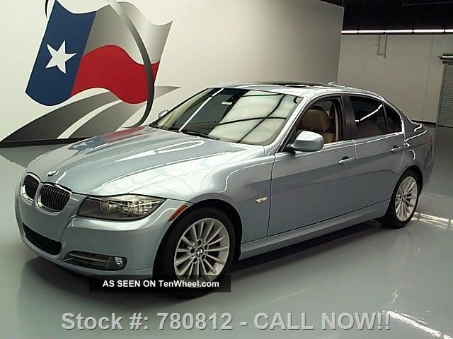 2011 Bmw 335d Sedan Diesel Automatic 67k Texas Direct Auto 3-Series photo
