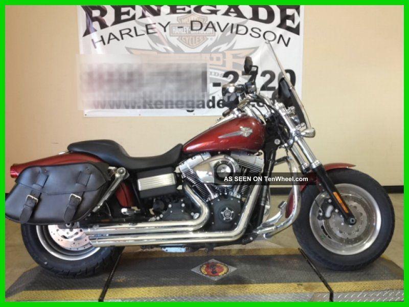 2009 Harley Davidson Dyna Fat Bob Fxdf
