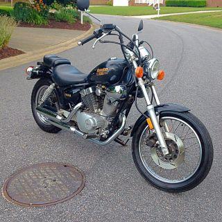 1988 Yamaha Route 66 Motorcycle (4 Stroke) photo