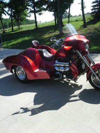 Boss Hoss Corvette Trike 1999 photo