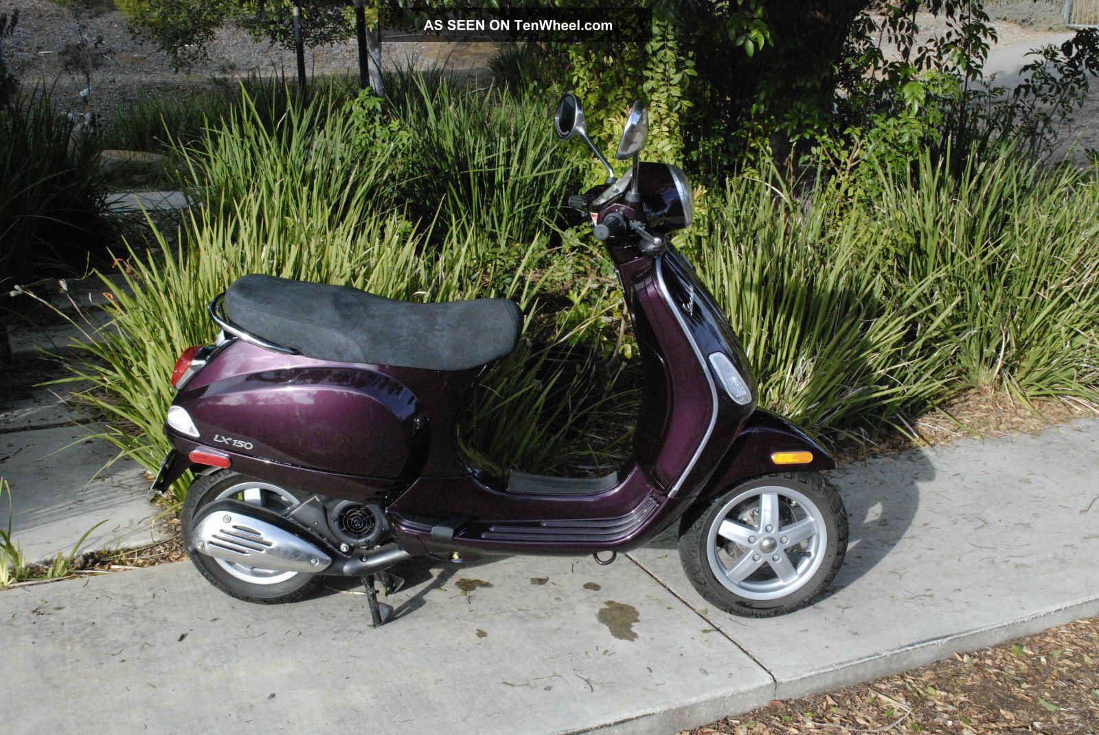 2007 Vespa Lx 150 Other Makes photo
