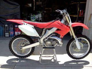 2003 Honda Cr250 photo