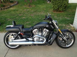 2012 Harley Davidson V Rod Muscle photo