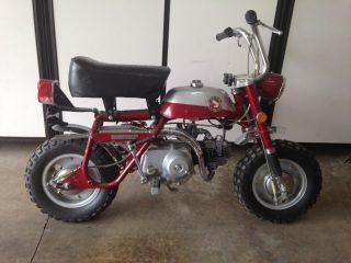 1969 Honda 50 Minitrail photo