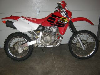 2000 Honda Xr650r Uncorked / Jetted Very photo
