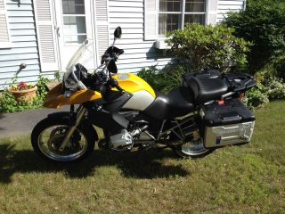 2005 Bmw R1200gs Adventure Touring Motorcycle photo