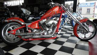 2008 Big Dog K9 Chopper Wire Plus Excellent Bike 6 Speed 117 Engine S&s Baker photo