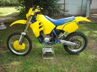 1989 Suzuki Rmx 250 photo