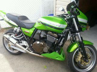 2003 Kawasaki Zrx 1200r photo