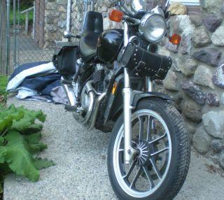 1986 Honda Shadow 500 Motorcycle photo