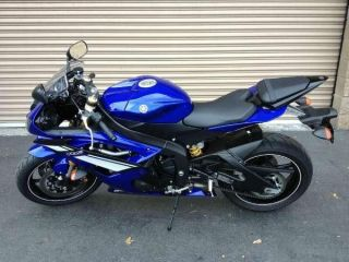 2012 Yamaha Yzf - R6 photo
