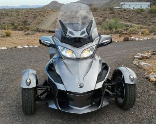 2012 Can Am Spyder Rt - Sm5 6 Year photo
