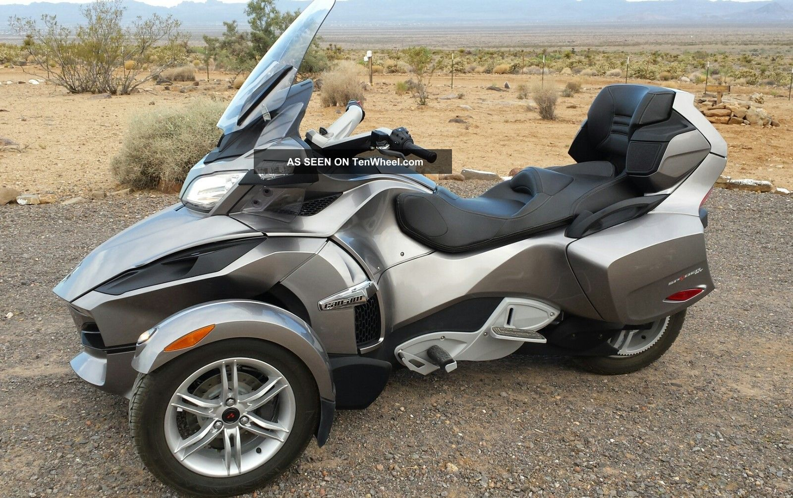 2012 Can Am Spyder Rt Sm5 6 Year