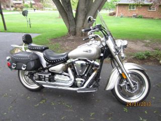 2005 Yamaha Road Star Silverado 1700 photo