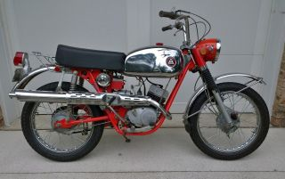 1968 Hodaka Ace 100,  Condition photo