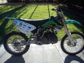 2003 Kawasaki Kx250 photo
