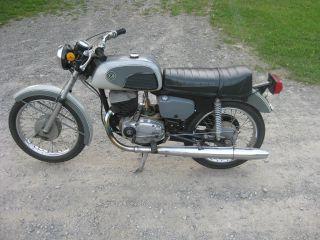 1974 Jawa Cz 175 photo