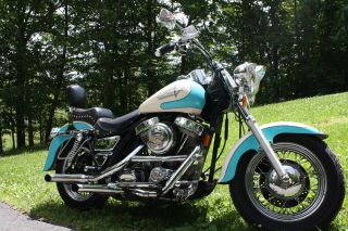 1992 Harley Davidson Fxr Superglide photo