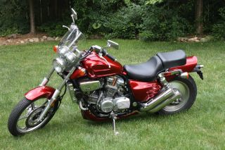 Honda Magna - 1988 - Vf750c Can Be Picked Up In Jersey photo