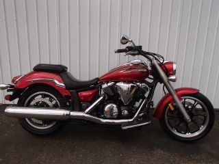 2009 Yamaha Xvs950 V Star Um10252 Jbb photo