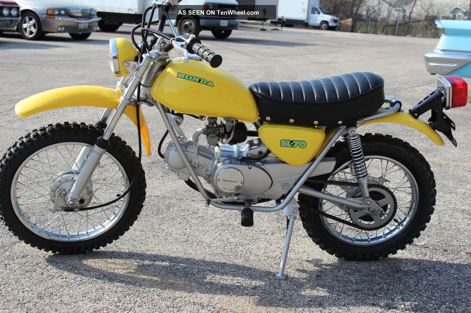 Honda Sl Motorcycles For Sale