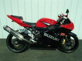 2005 Suzuki Gsx - R 600 - - - Um20177 Jbb photo
