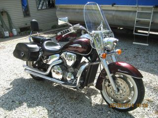 2007 Honda Vtx1300 Tourer photo