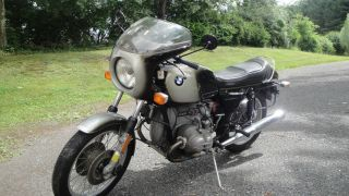 Classic 1974 Bmw R90s photo