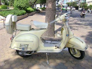 1969 Vintage Vespa Vlb Sprint 150