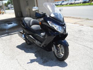 2008 Suzuki Burgman 400 photo