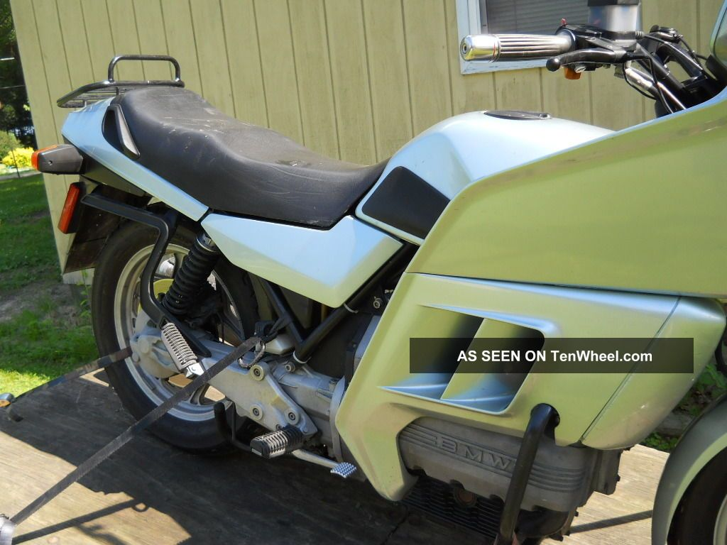 1985 Bmw K100rt Other Makes photo
