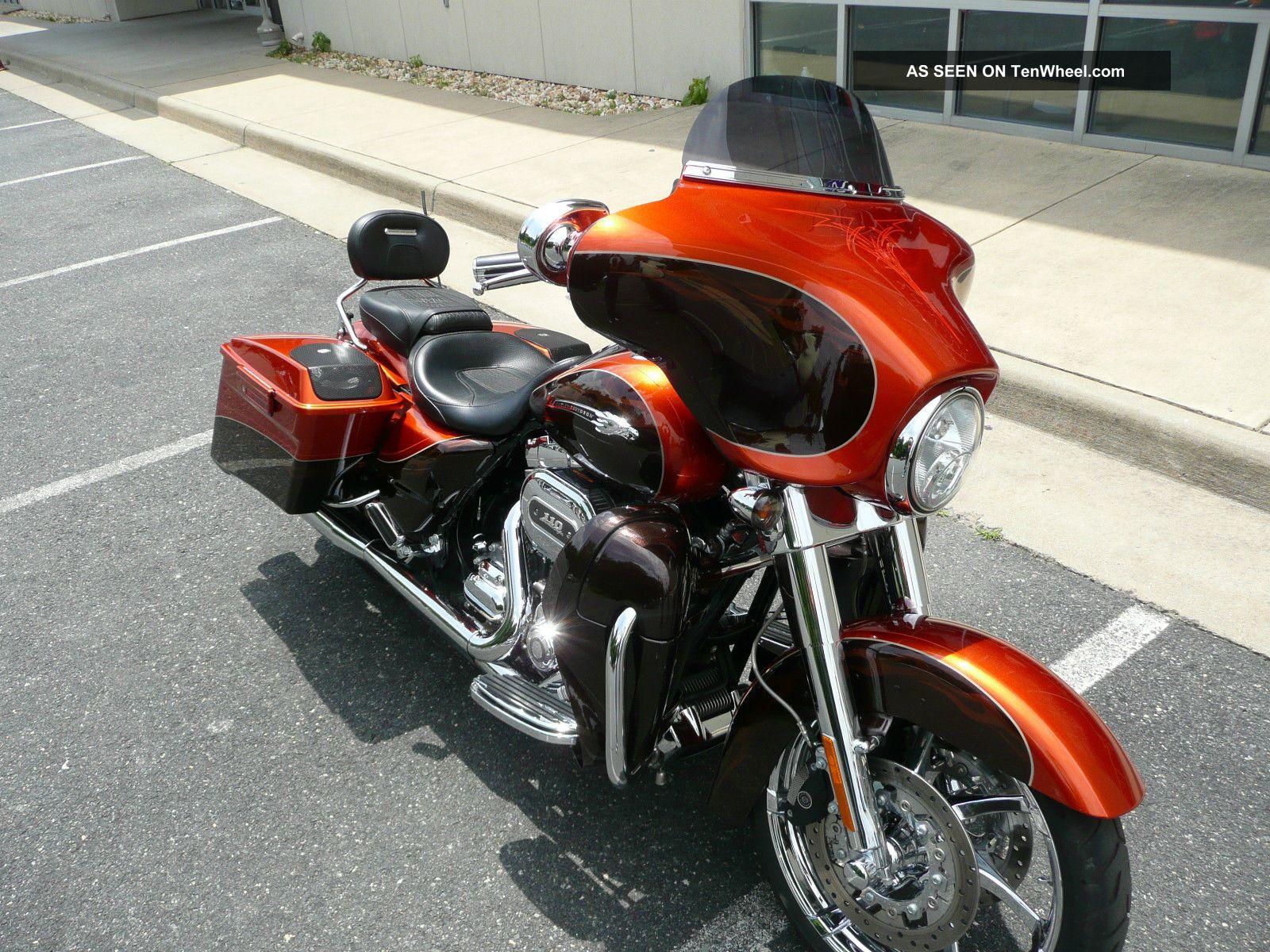 2012 Street Glide Screamin Eagle For Sale.html | Autos Weblog