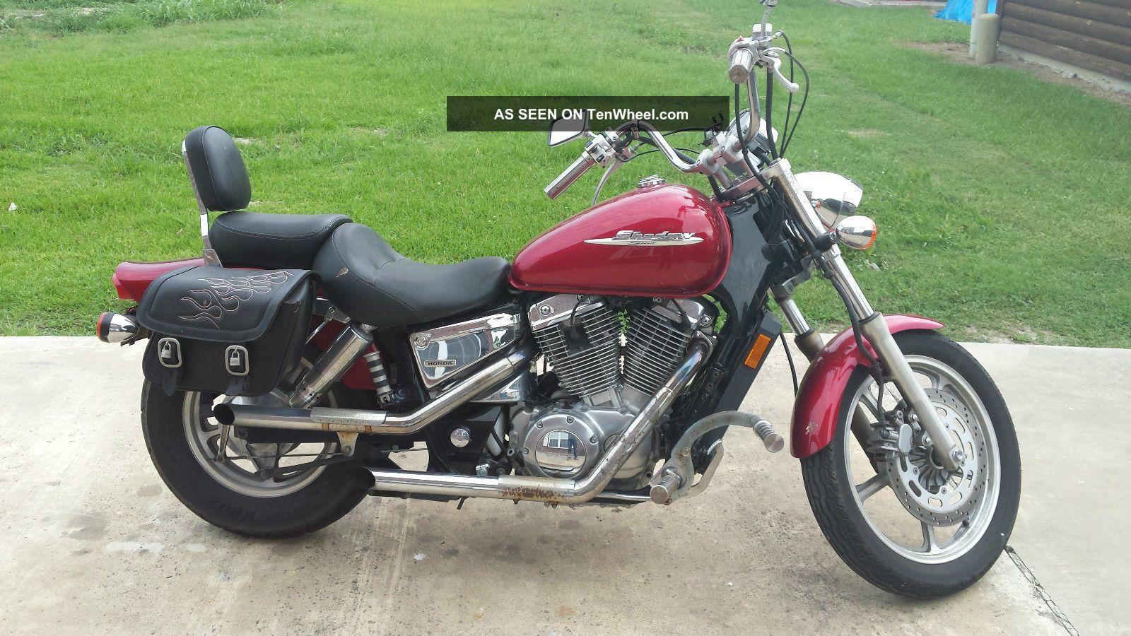2005 Honda Shadow Motorcycle 1100 Spirit Shadow photo