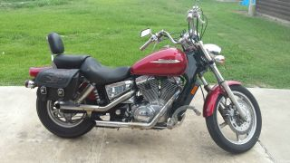 2005 Honda Shadow Motorcycle 1100 Spirit photo